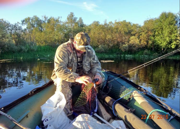 Куда в августе поехать на рыбалку