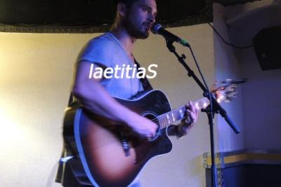 """Выступление Майкла в баре """"Le Klub"""" в Париже [7 июня]"""