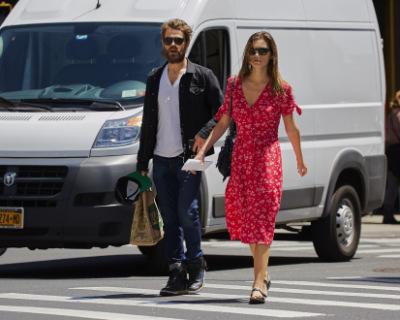 Пол и Фиби в Нью-Йорке [9 июня]