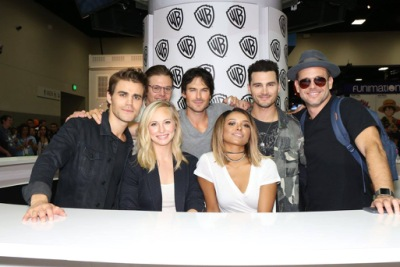 The Vampire Diaries Comic-Con 2016 - Signing Session [23 ����]