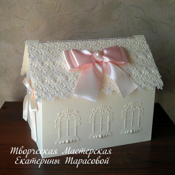 Свадебный сундучок в виде торта своими руками картинки